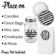 These 80th Birthday Party Favor Circle Sticker Labels Fit On A Variety Of Items To Make Favors And Decorations