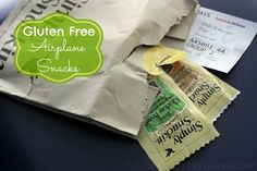 Gluten free chicken and beef jerky snacks for flying from Simply Snackin'