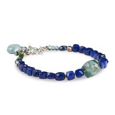 Indigo Always Bracelet from Arhaus Jewels on shop.CatalogSpree.com, your personal digital mall.