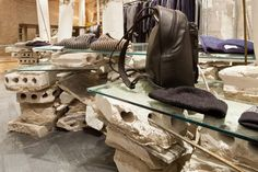 BOFFO Building Fashion pop-up store, New York