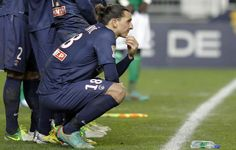 Ibrahimovic sangra por una herida llamada Messi | FOXDeportes