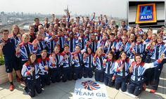 Aldi named as official sponsor of Team GB at Rio Olympics
