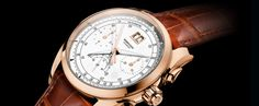 Parmigiani Tonda Chronor Anniversaire in Rose Gold