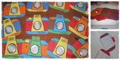 cd-camera-craft End Of School Year, Back To School, Camera Crafts, Picnic Blanket, Outdoor Blanket, Cd Cases, Kids Artwork, Kindergarten, Crafts For Kids