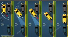 Driving Basics, Driving Tips, Drivers Ed, Driving Instructor, Driving Safety, Car Hacks, Apple Wallpaper, Useful Life Hacks, Car Parking
