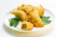 Gluten Free Lentil Samosas  | recipe | Celebrate Health