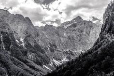 Vrata valley, Slovenia