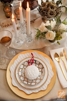 Get Inspired: A Flawless Christmas Tablescape