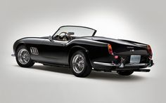 Ferrari 250 GT SWB California Spyder 1961