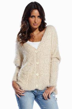 "Cream Sweater sooo soft $49. ""Like"" Sofi Stella on FB"