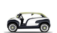 Two names, Citroën and Lacoste, have come together with a shared vision to cultivate boldness, creativity and optimism. Resolutely Citroën and yet typically Lacoste, the Marque's new concept car is positioned at the crossroads where the automobile and fashion and sport worlds meet, making a number of references to these two last sectors.
