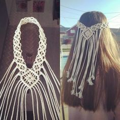november Today I show .DIY - Turning a macrame bracelet - barfuss.november Today I will show you a great and simple DIY on the topic of macrame bracelet with Macrame Headband, Collar Macrame, Macrame Dress, Macrame Bag, Diy Headband, Macrame Jewelry, Macrame Wall Hanging Diy, Macrame Design, Macrame Projects