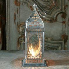 casablanca punched lantern
