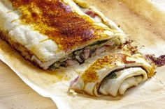 bacon roly-poly