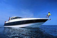 Motor boat Princess V58 from Split