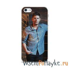 Чехол для Apple iPhone 5/5S силиконовый глянцевый ультра тонкий Дин Винчестер купить в интернет магазине WsemPoMayke.Ru http://wsempomayke.ru/product/case_silicone_gloss_ultra_thin_apple_iphone_5/1062277  Доставка по России курьером или почтой, оплата при получении. Посмотреть размеры и цену > http://wsempomayke.ru/product/case_silicone_gloss_ultra_thin_apple_iphone_5/1062277