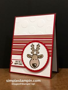 SU - Cookie Cutter Christmas - Good Morning! It is Thursday which means that it is time for another challenge and look to see who is the guest designer….ME! I hope that you like the sketch that I submitted and that you will PLAY! Please pop over to the PPA Website to see the FUN cards that the other …