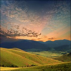 Rainbow evening by Katarina 2353, via Flickr