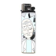 Rick Sanchez Lighter