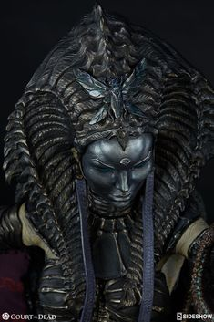 Court of the Dead Eater of the Dead Premium Format(TM) Figur Aliens History, Aliens And Ufos, Egyptian Goddess, Egyptian Art, Robot Sketch, Prince Of Egypt, Theme Tattoo, Futuristic Motorcycle, Egyptian Costume