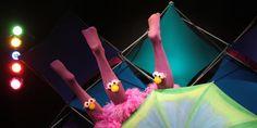 Leggy puppets by Omar Alvarez Titeres