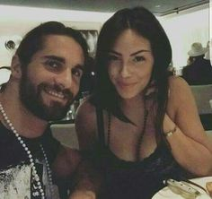 Seth Rollins & New Girlfriend