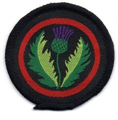 Girl-Guides-Thistle-Patrol-Emblem