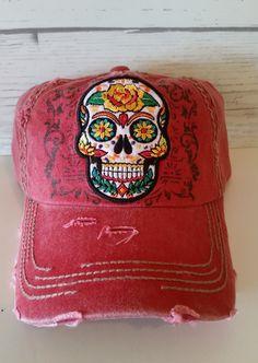 Sugar Skelly Hat