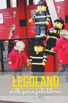 8 tips for visiting Legoland with young children.