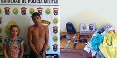 Polícia Militar recupera produtos furtados - http://projac.com.br/policial/policia-militar-recupera-produtos-furtados.html