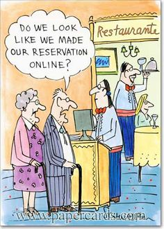 Online Reservations...a new way of thinking?! Get everyone up to speed and book via http://book.resdiary.com/