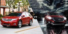 Toyota Venza vs Honda Crosstour - Same Aim but Different Recipe - https://carsintrend.com/toyota-venza-vs-honda-crosstour/