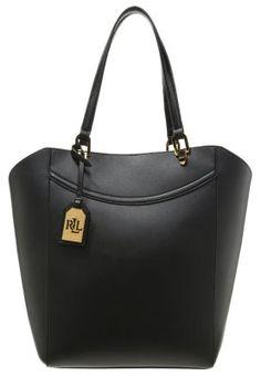 LEXINGTON - Shopping Bag - black