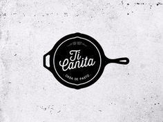 Logo Collection by João Henriques, via Behance - Ti Canita, Casa de Pasto
