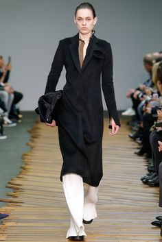 Céline Fall 2014 Ready-to-Wear Fashion Show - Ola Munik (WOMEN)