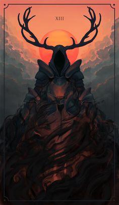 The Nameless Arcane by The-Strynx.deviantart.com on @DeviantArt