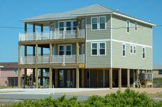 4500.00 6/18-6/25. Across from ocean. Kitty Hawk Vacation Rental: Got Beach 695 |  Outer Banks Rentals