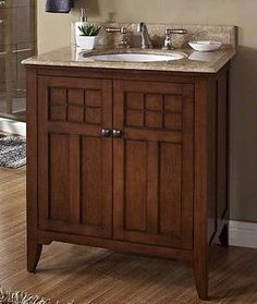 "Fairmont Designs Prairie 30"" Vanity 169-V30 :: Bath Vanity from Home & Stone"