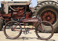 Rat Ride Bike