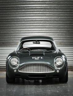 Vintage Aston