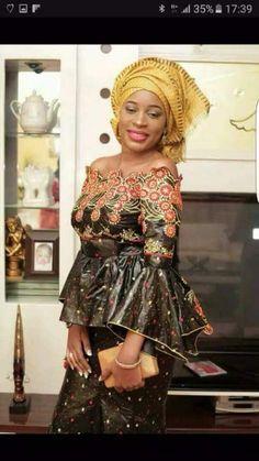 African Fashion Ankara, African Print Dresses, African Dress, African Attire, African Wear, African Women, Workwear Fashion, Fashion Outfits, Womens Fashion