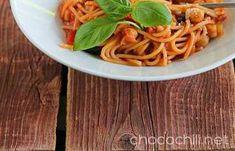 Yhden kattilan pasta   Vegaanihaaste Spaghetti, Pasta, Ethnic Recipes, Food, Essen, Meals, Yemek, Noodle, Eten