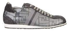 Fendi - Scarpe - Sneaker Basse - Uomo - 7E0327DB2F0NVC - FASHIONQUEEN.NET #Fendi #Sneaker #Fashionqueen