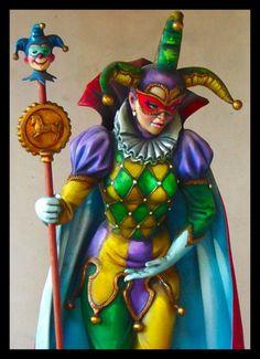 Jester by weirdchick.deviantart.com on @deviantART