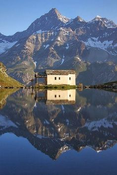 Schwarzsee Switzerland - Black Lake | by rarecollection.ch
