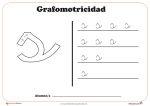 Fichas de Grafomotricidad con todas consonantes del abecedarioHoy completamos el abecedario de grafomotricidad con las consonantes.