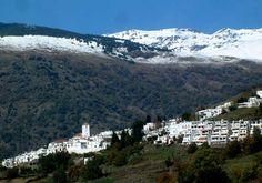 Trevelez, Las Alpujarras, Spain