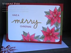 Reason for the Season, Holiday Catalogue 2015, Water coloring, Stampin' Up!, Yvonne Pree, World Card making Day 2015