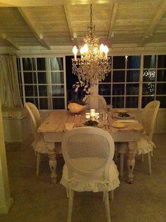 Romantic Dinning Room