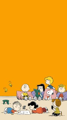 Snoopy Wallpaper, Phone Wallpaper Images, Kawaii Wallpaper, Snoopy Love, Snoopy And Woodstock, Snoopy Pictures, Snoopy Christmas, Simple Wallpapers, Charlie Brown And Snoopy